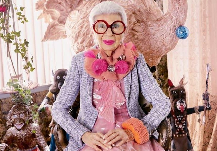 Look at me: Iris Apfel e la sua moda senza regole