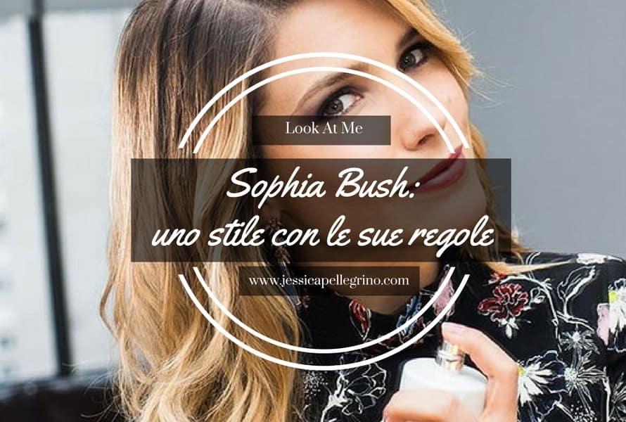 Sophia Bush uno stile con le sue regole