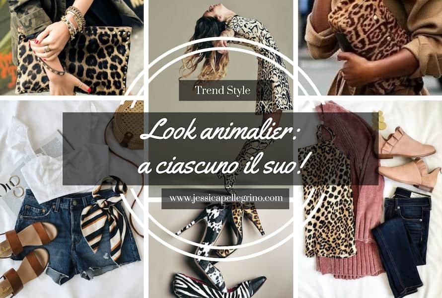 Look animalier