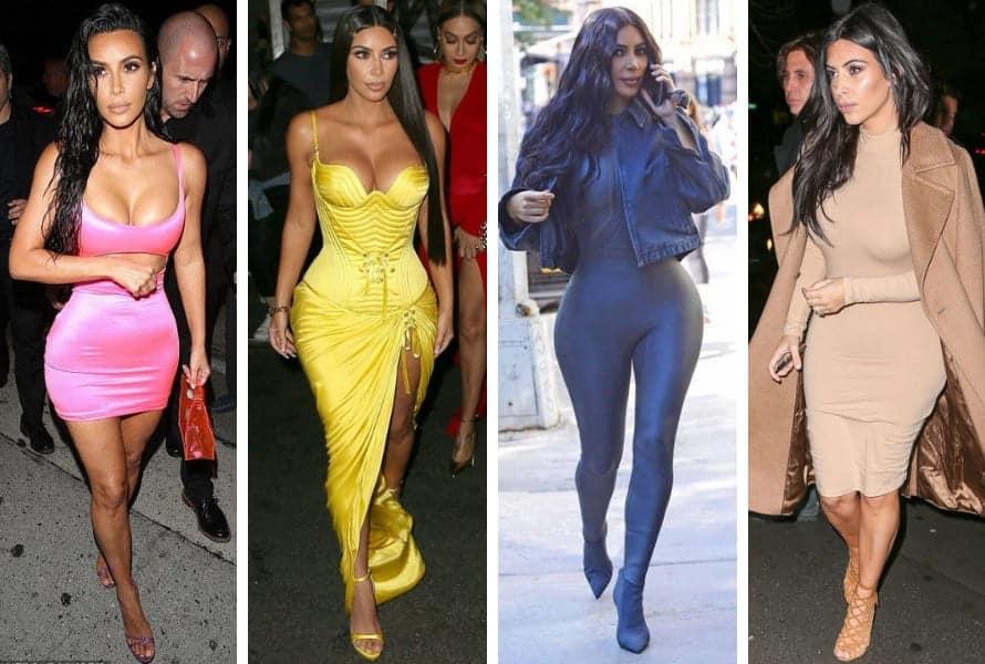 Kim Kardashian lo stile seducente che la contraddistingue (10)