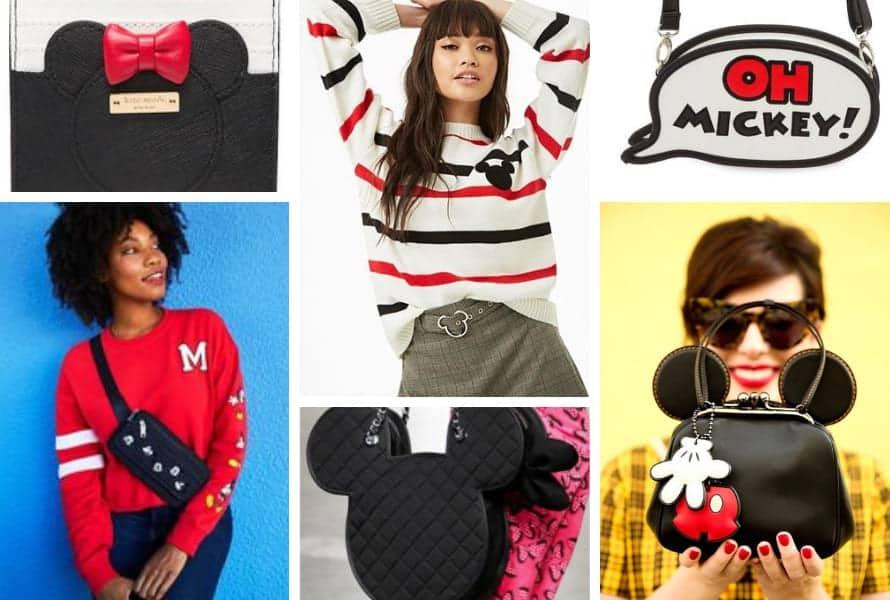 Buon compleanno Mickey Mouse: Quattro modi per indossare il trend del momento!