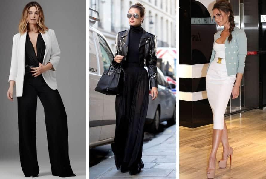 Cosa indossare se hai un punto vita poco segnato